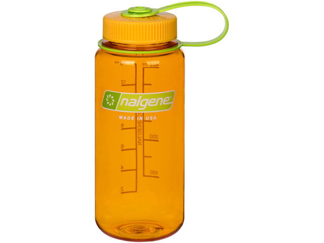 Nalgene Everyday Bouteille à large goulot 500ml, clementine